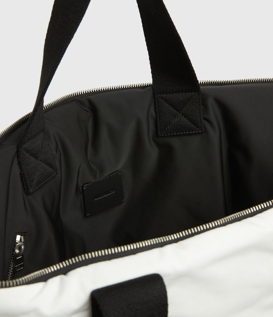 Womens Sly Reversible East West Tote Bag (roe_white) - Image 2
