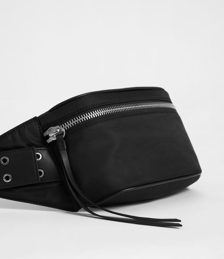 Womens Sid Fanny Pack (black) - Image 5