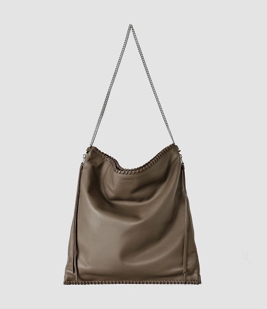 Women's Fleur De Lis Large Bag (cement) - Image 2