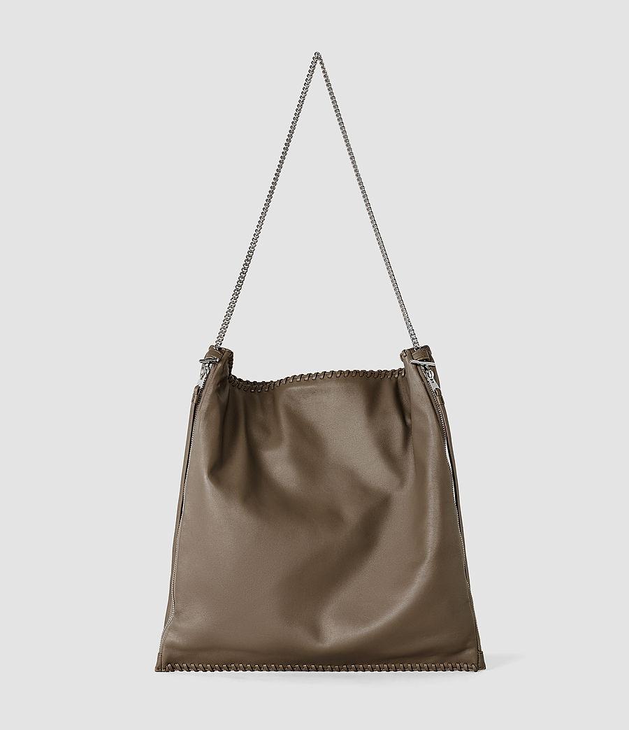 Mujer Fleur De Lis Large Bag (cement) - Image 3