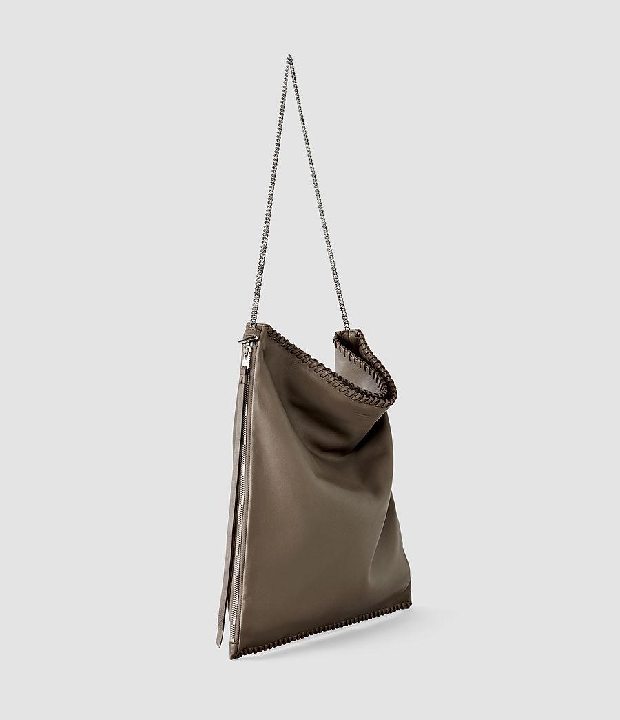Mujer Fleur De Lis Large Bag (cement) - Image 4