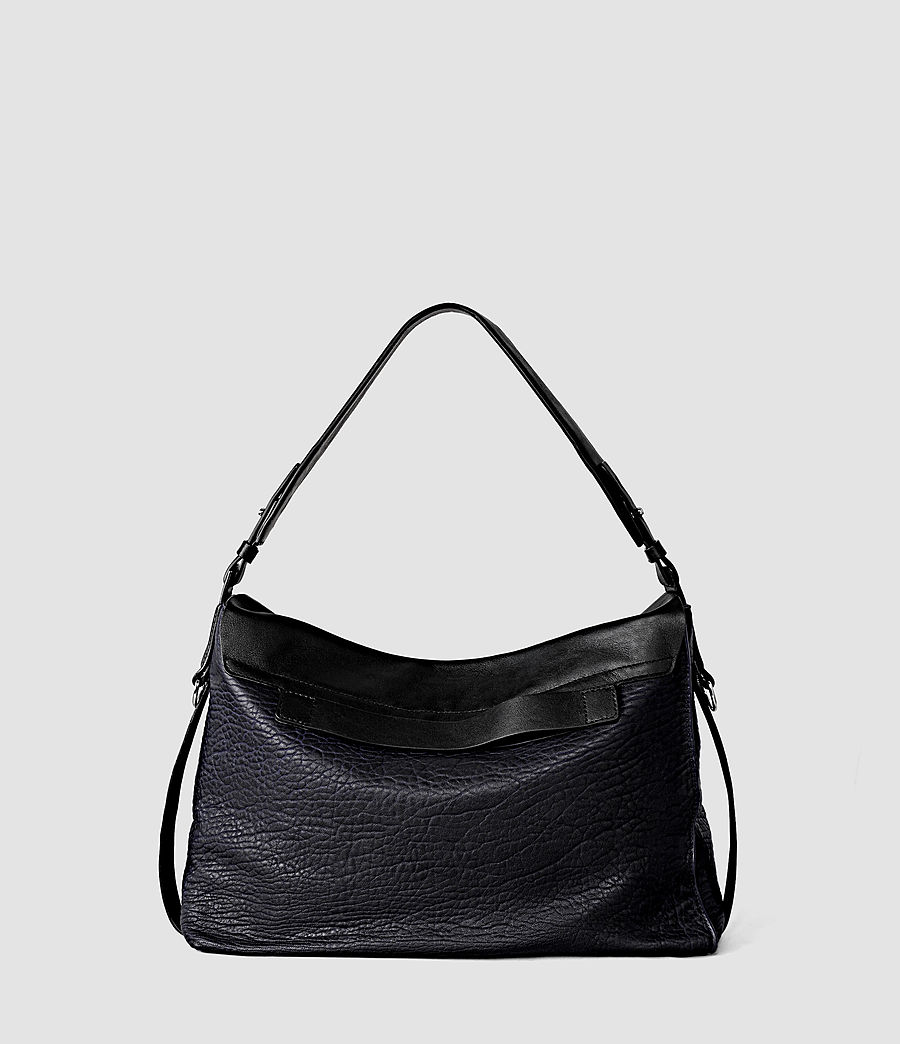 Donne Paradise Satchel Bag (navy_black) - Image 4