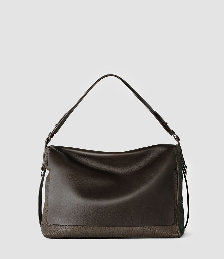 Women's Paradise Satchel Bag (cement_lead) - Image 2