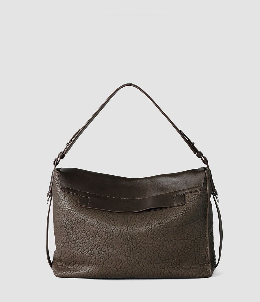 Women's Paradise Satchel Bag (cement_lead) - Image 3