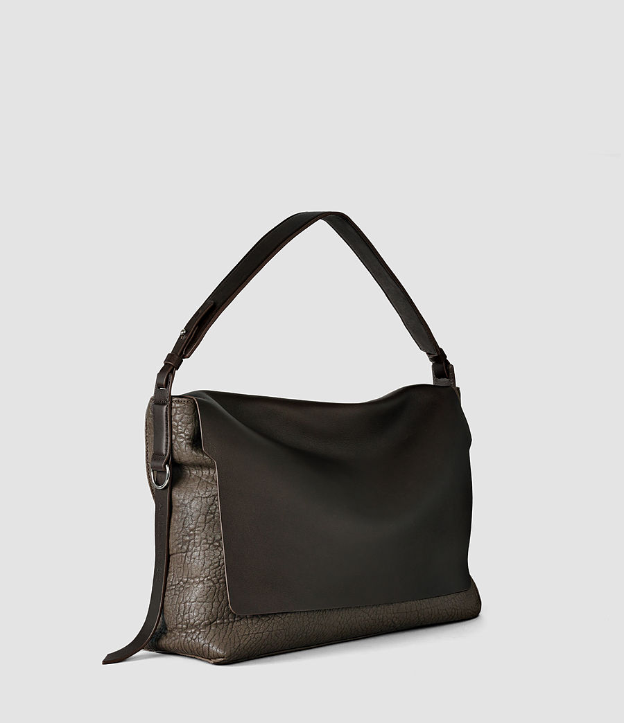 Women's Paradise Satchel Bag (cement_lead) - Image 4