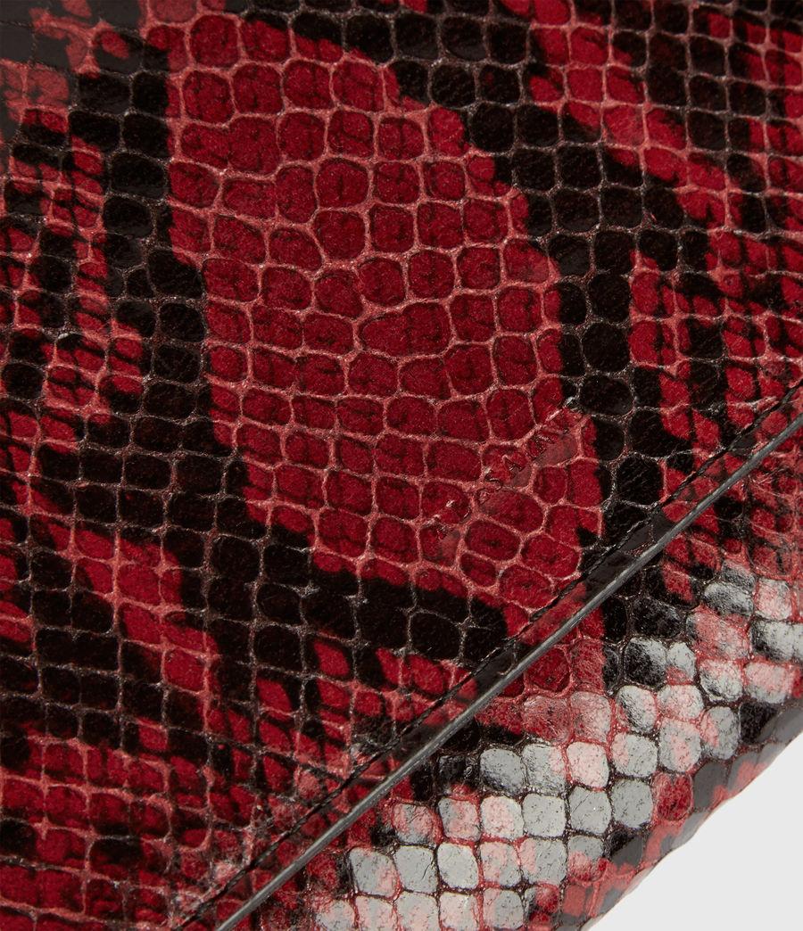 Damen Darlina Ketten Tasche (red) - Image 6