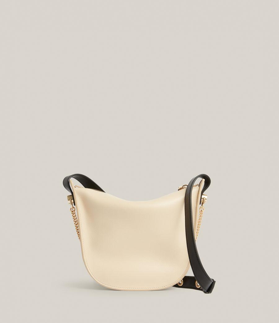 Women's Josephine Leather Crossbody Bag (parchment_white) - Image 7
