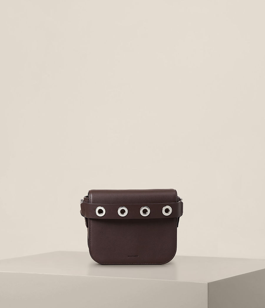 Women's Ikuya Clutch (prune) - Image 1