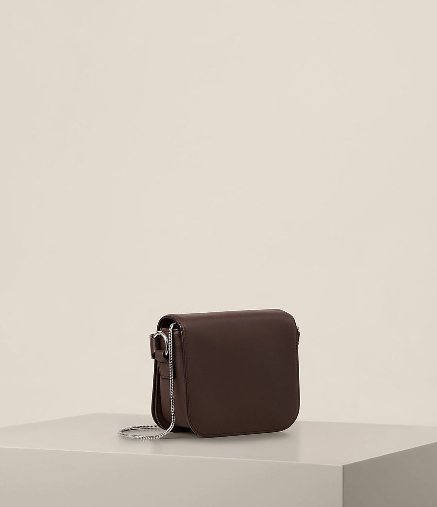 Women's Ikuya Clutch (prune) - Image 6