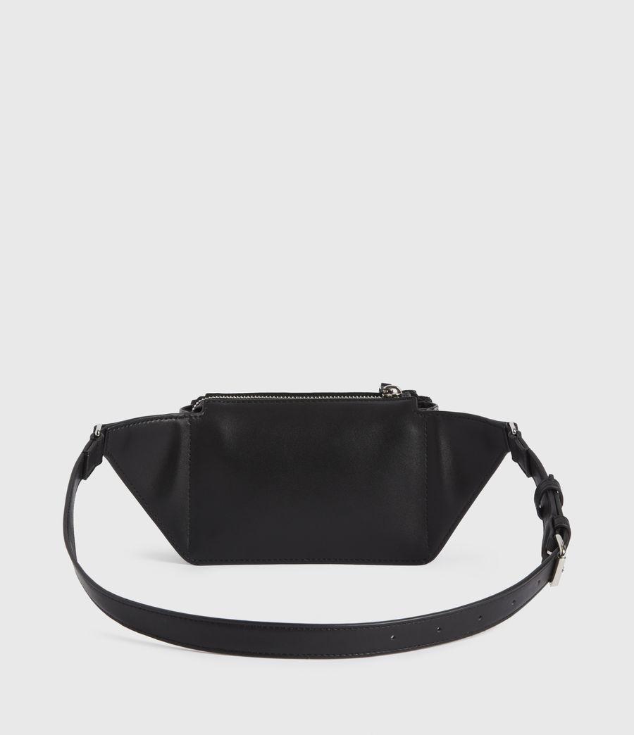 Damen Shilo Leather Bumbag (grey_multi) - Image 6