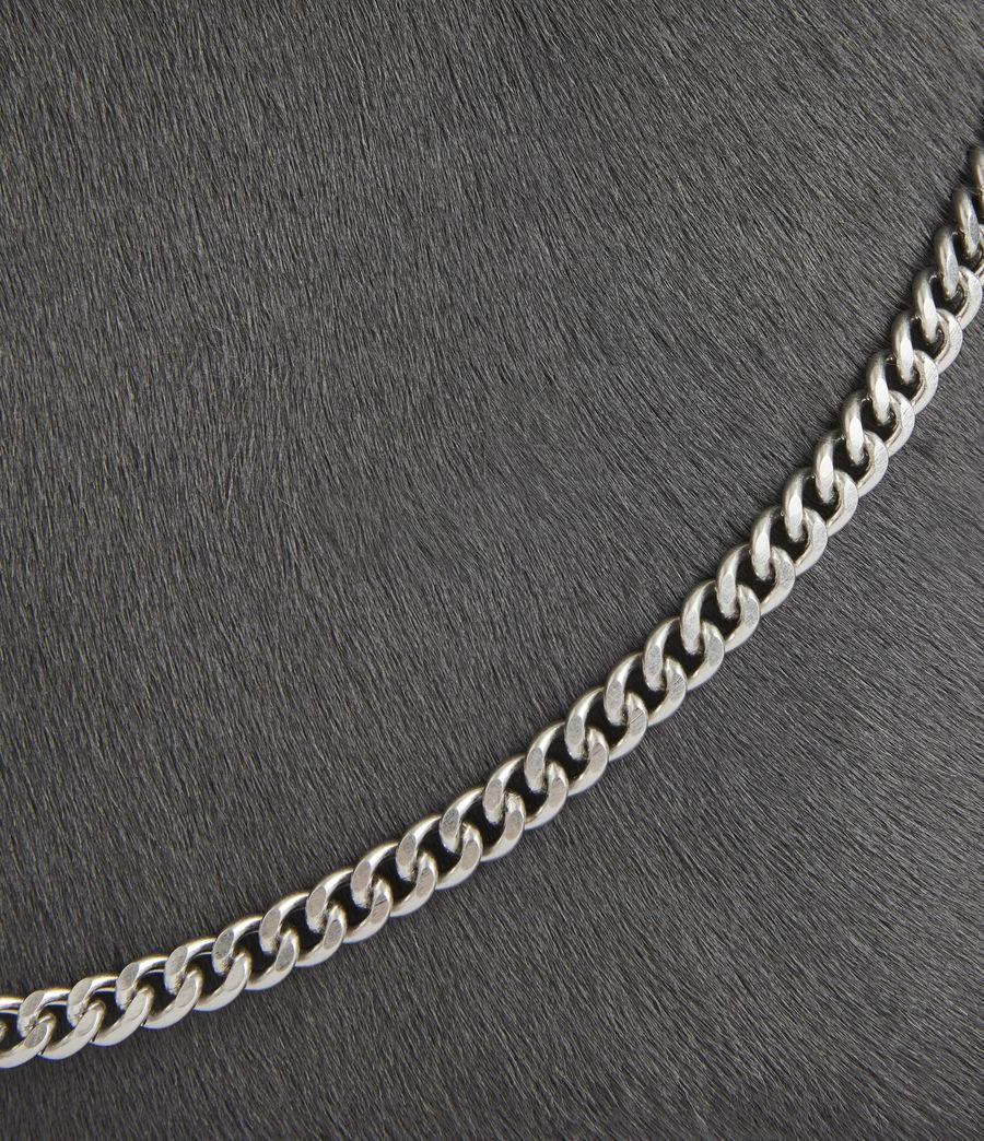 Women's Eve Leather Crossbody Bag (cinder) - Image 7