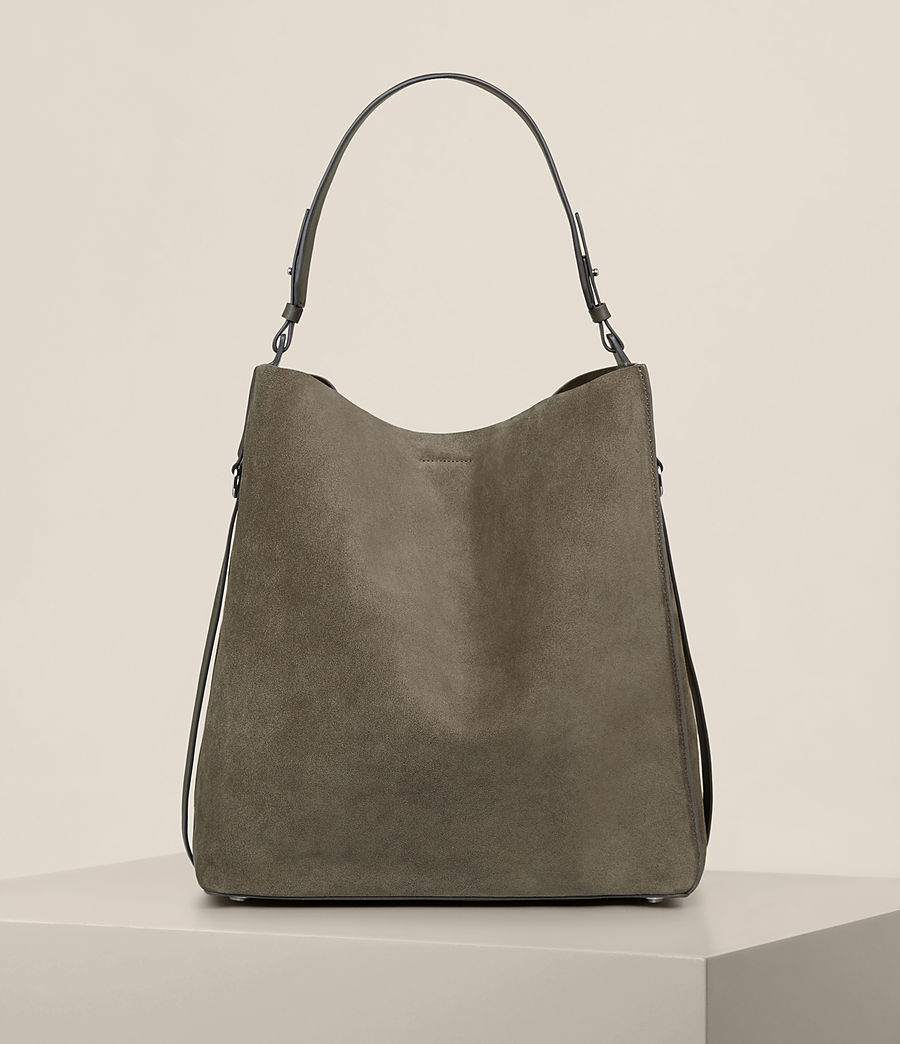 Mujer Paradise North South Tote (mink_grey) - Image 1