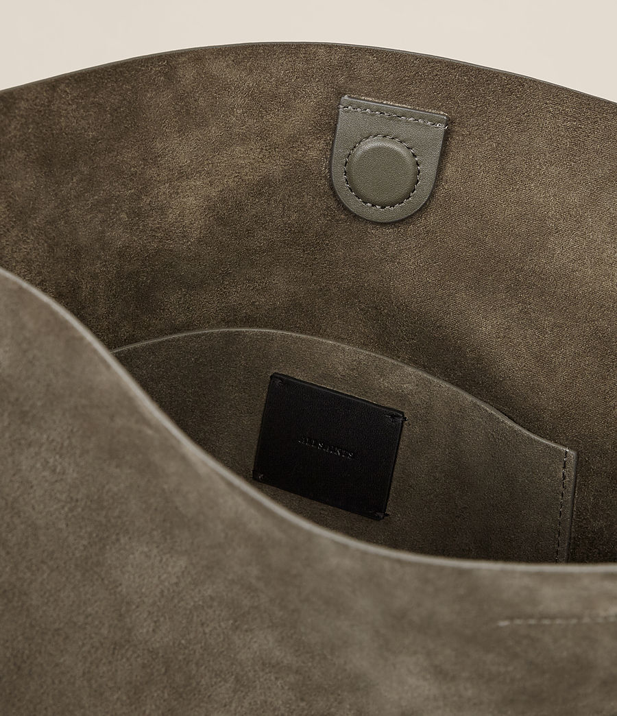 Mujer Paradise North South Tote (mink_grey) - Image 5