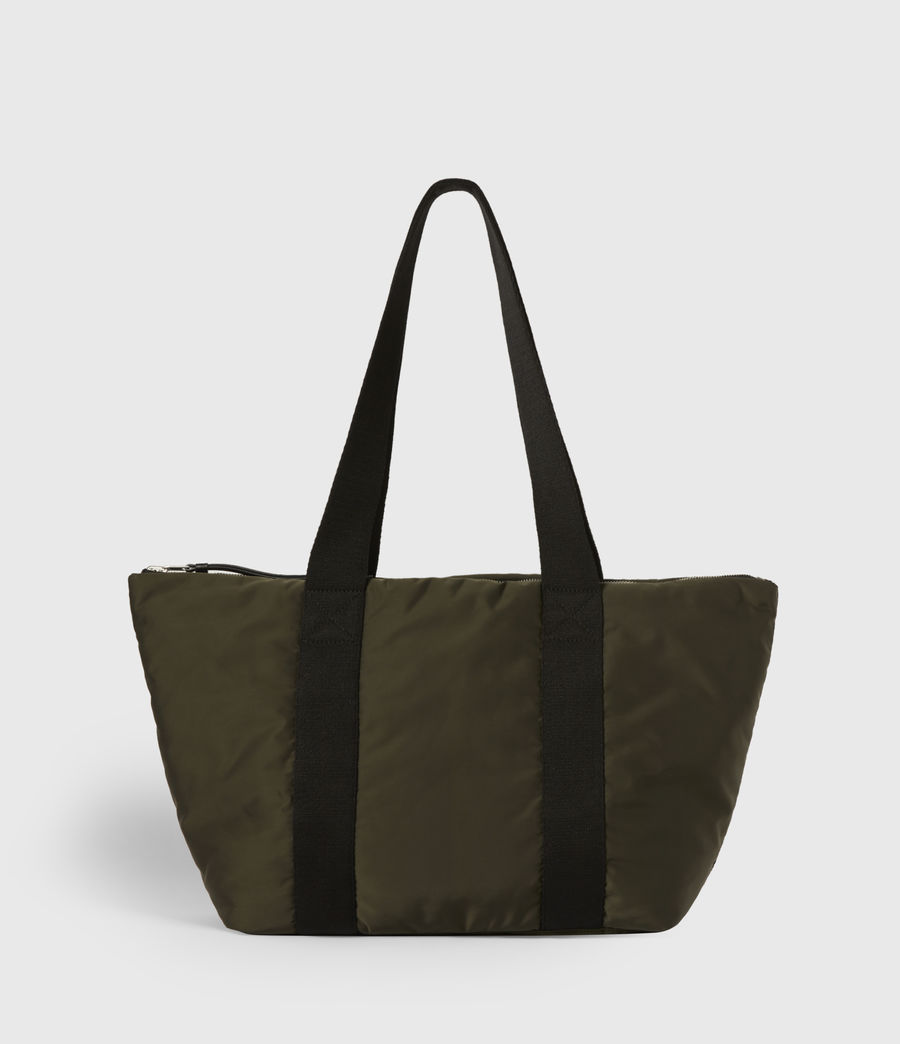 Womens Sly East West Tote Bag (light_olive) - Image 1