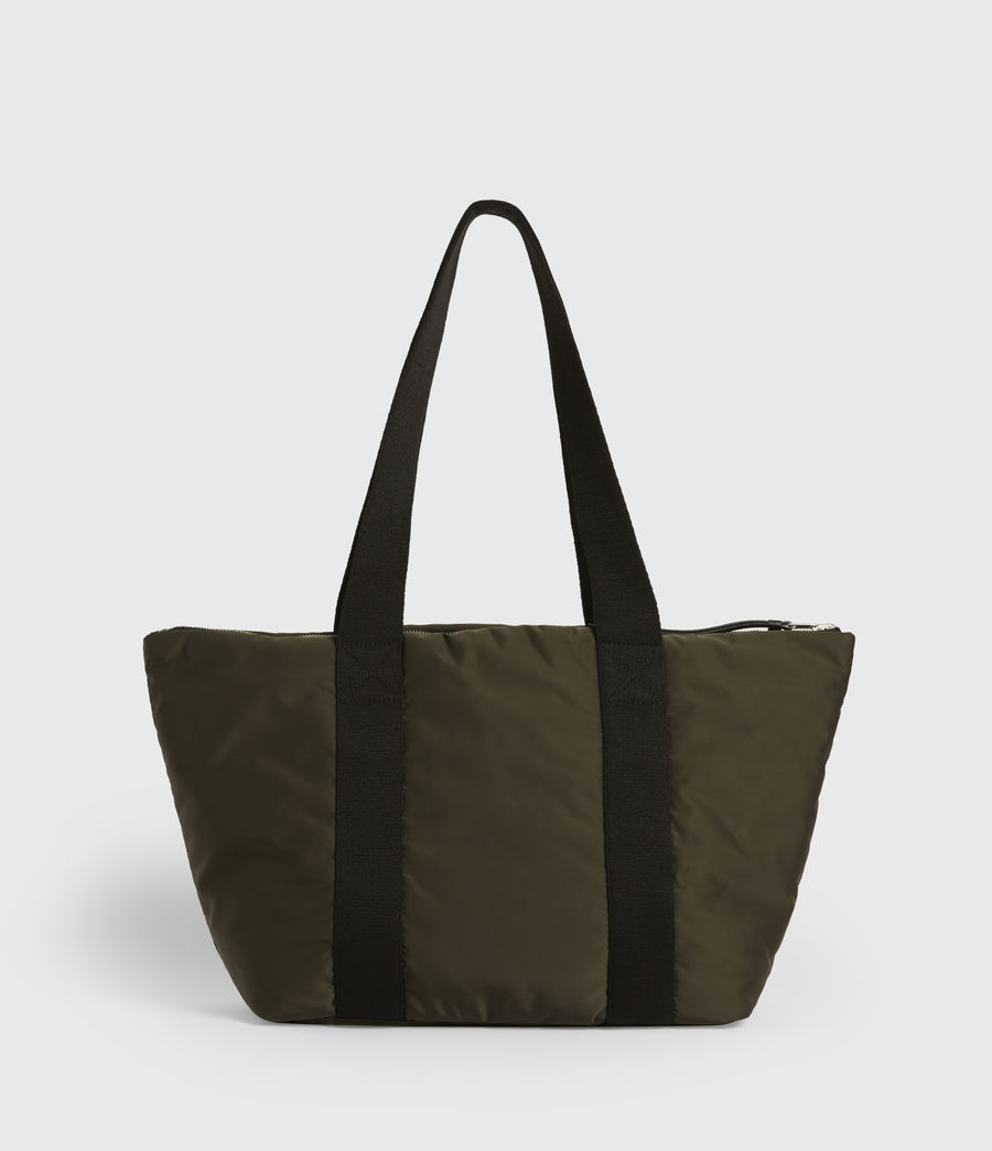 Womens Sly East West Tote Bag (light_olive) - Image 7