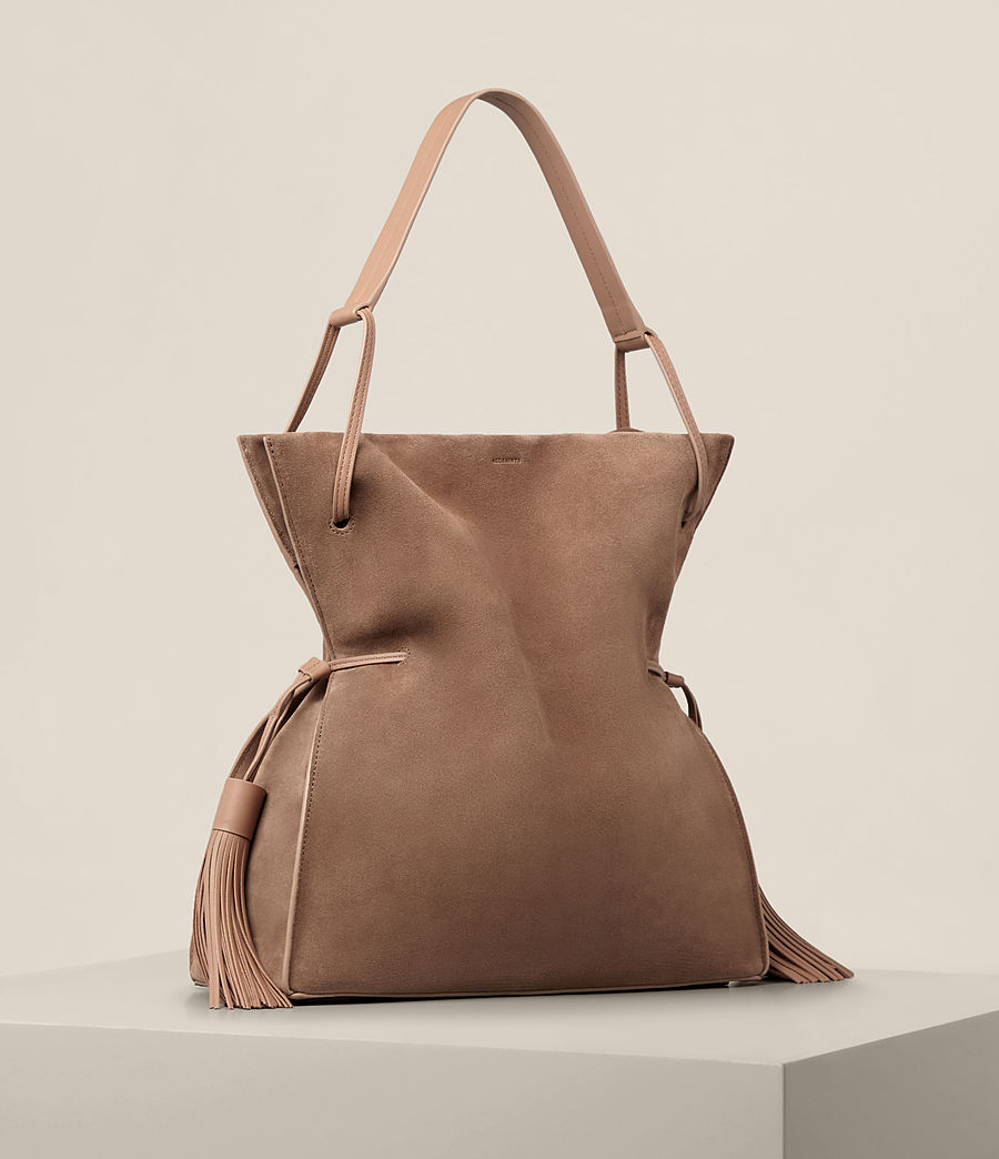 Mujer Freedom Hobo Bag (light_caramel) - Image 5
