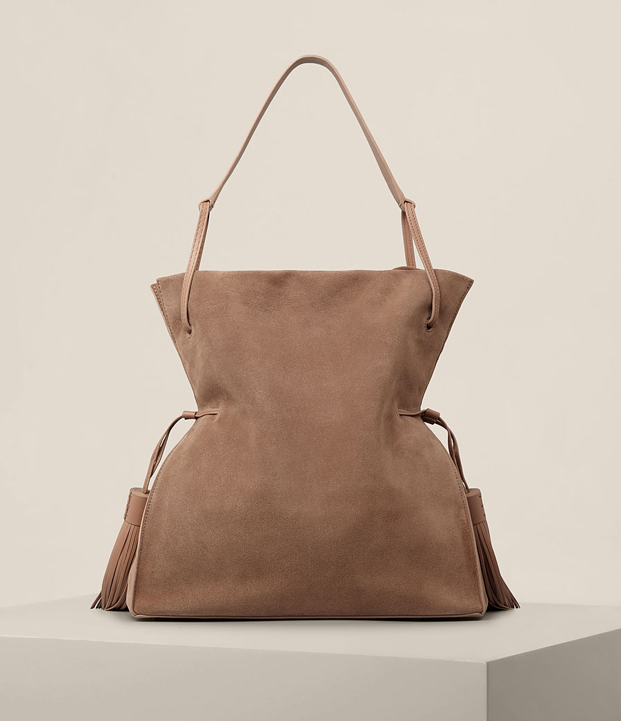 Womens Freedom Hobo Bag (light_caramel) - Image 7