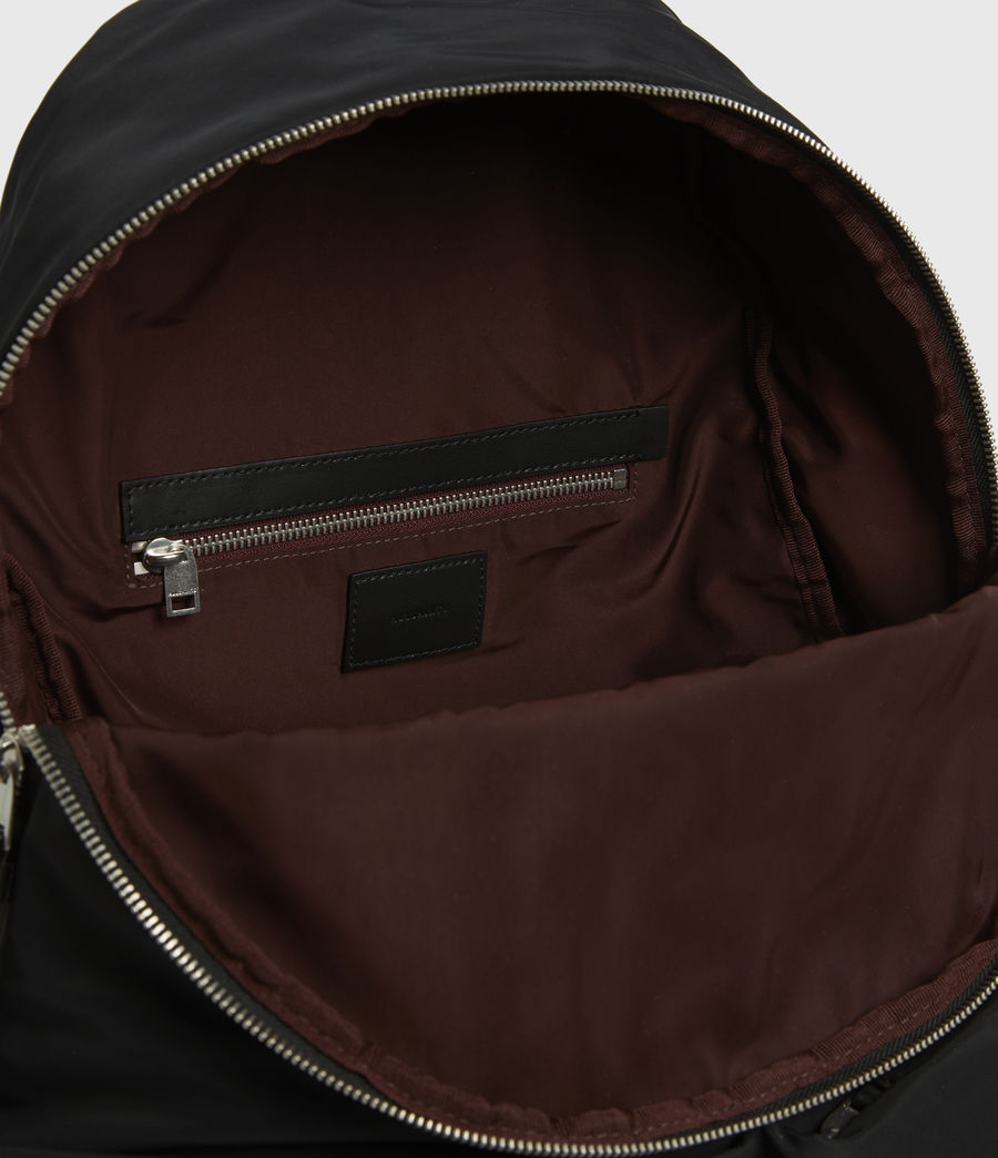 Womens Pia Backpack (black) - Image 3