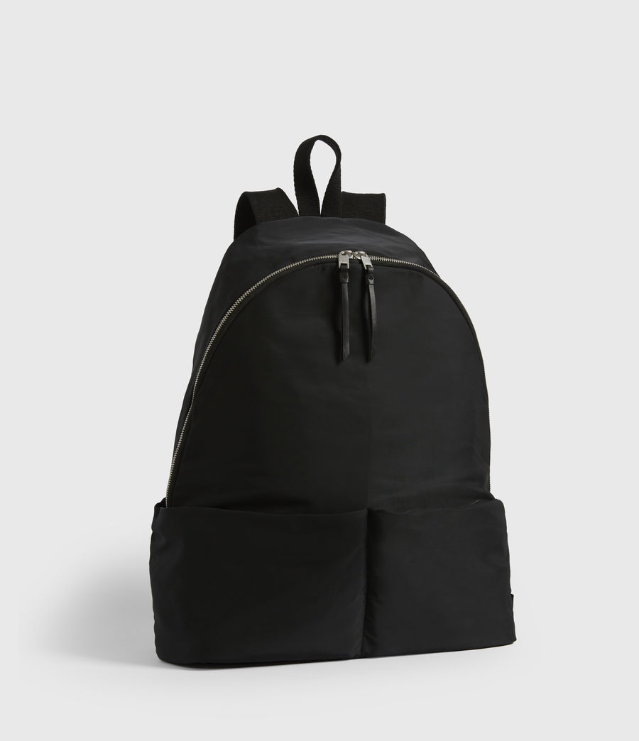 Womens Pia Backpack (black) - Image 4