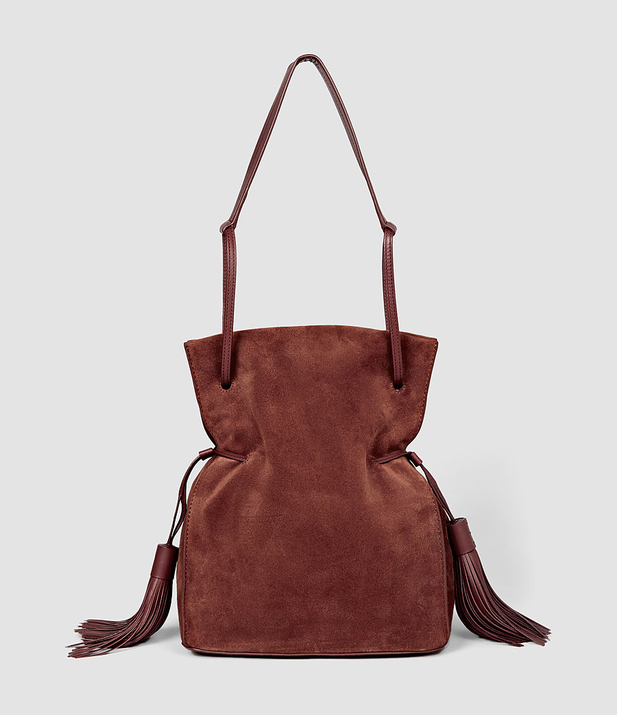 Damen Freedom Bucket Large (brick_brown) - Image 2