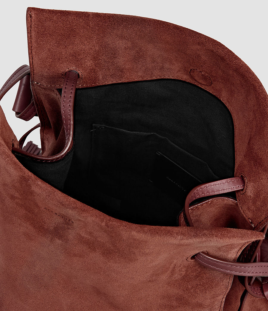 Damen Freedom Bucket Large (brick_brown) - Image 5