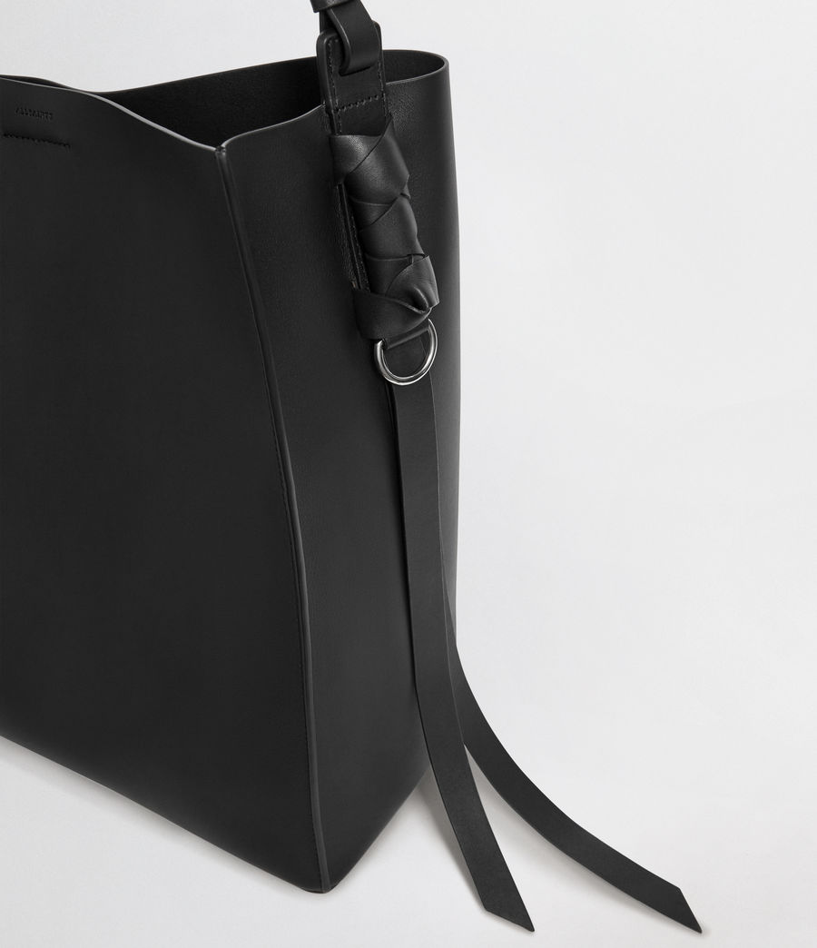 Donne Tote Voltaire North South (black) - Image 3