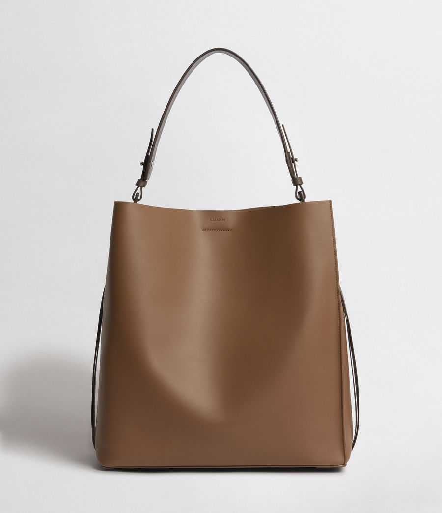 Donne Tote Voltaire North South (luggage_chocolate) - Image 1