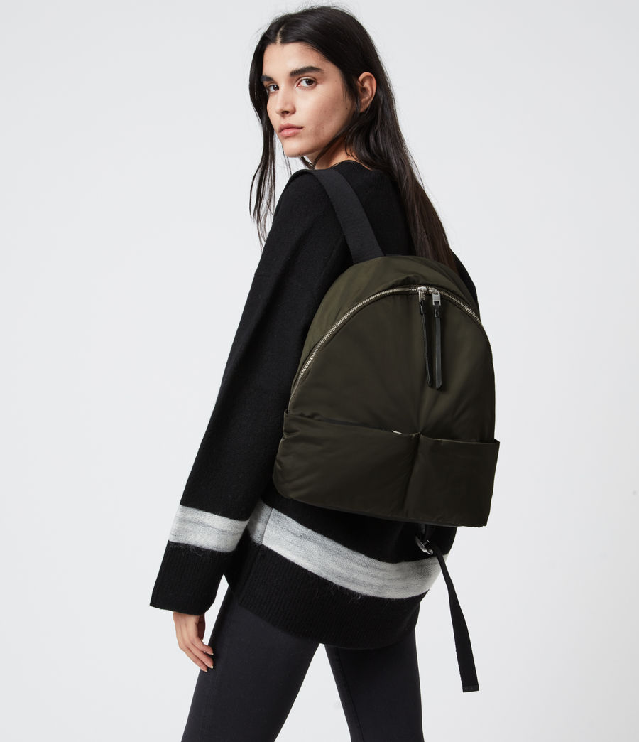 Womens Olena Backpack (light_olive) - Image 4