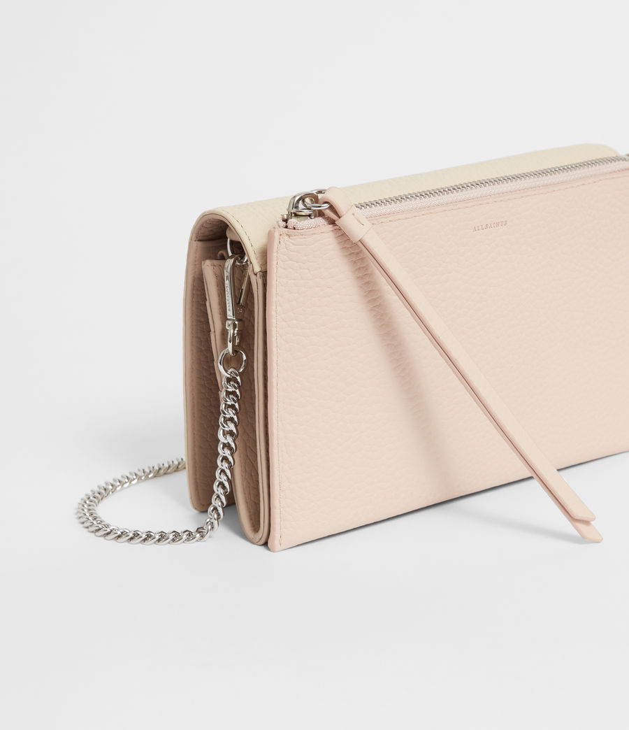 Women's Fetch Chain Wallet (multi_sand_beige) - Image 3