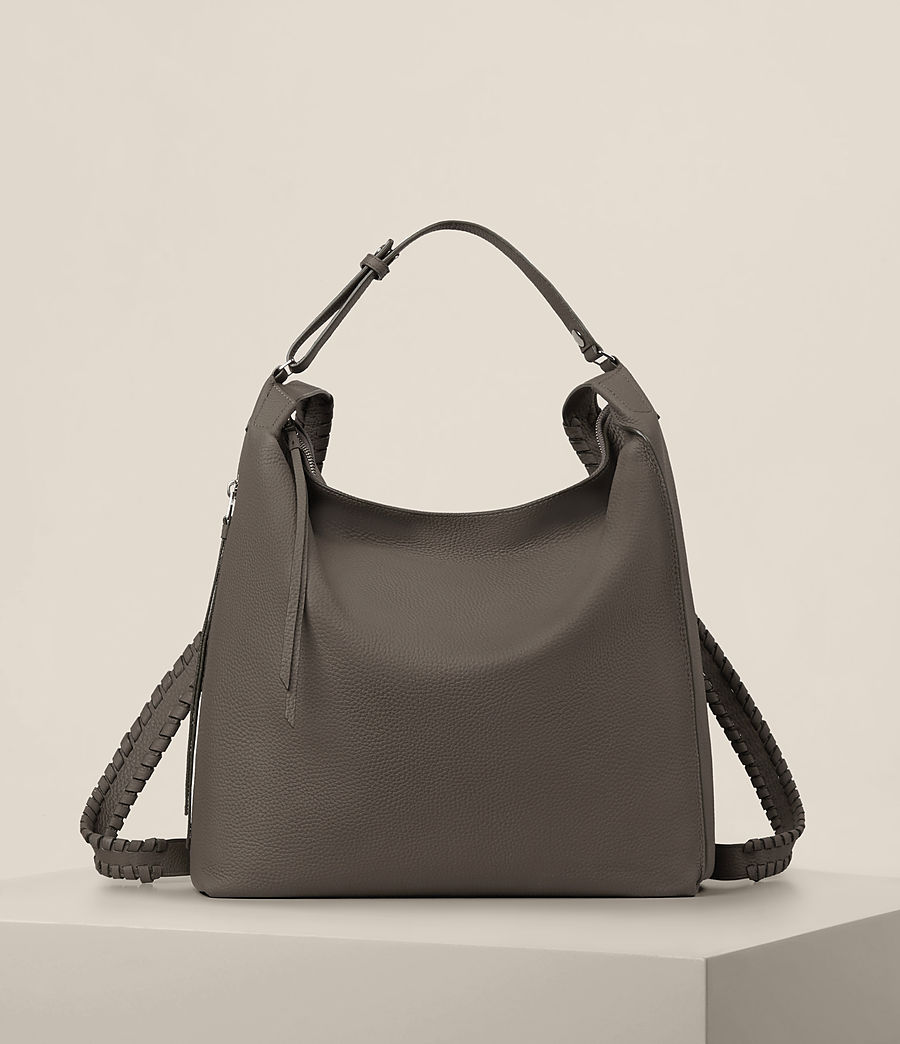 Womens Kita Backpack (mink_grey) - Image 1