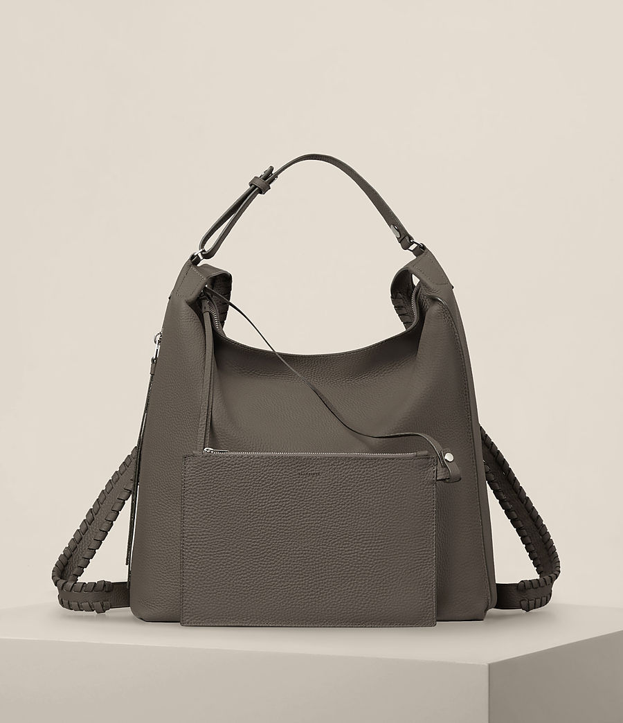 Women's Kita Backpack (mink_grey) - Image 9