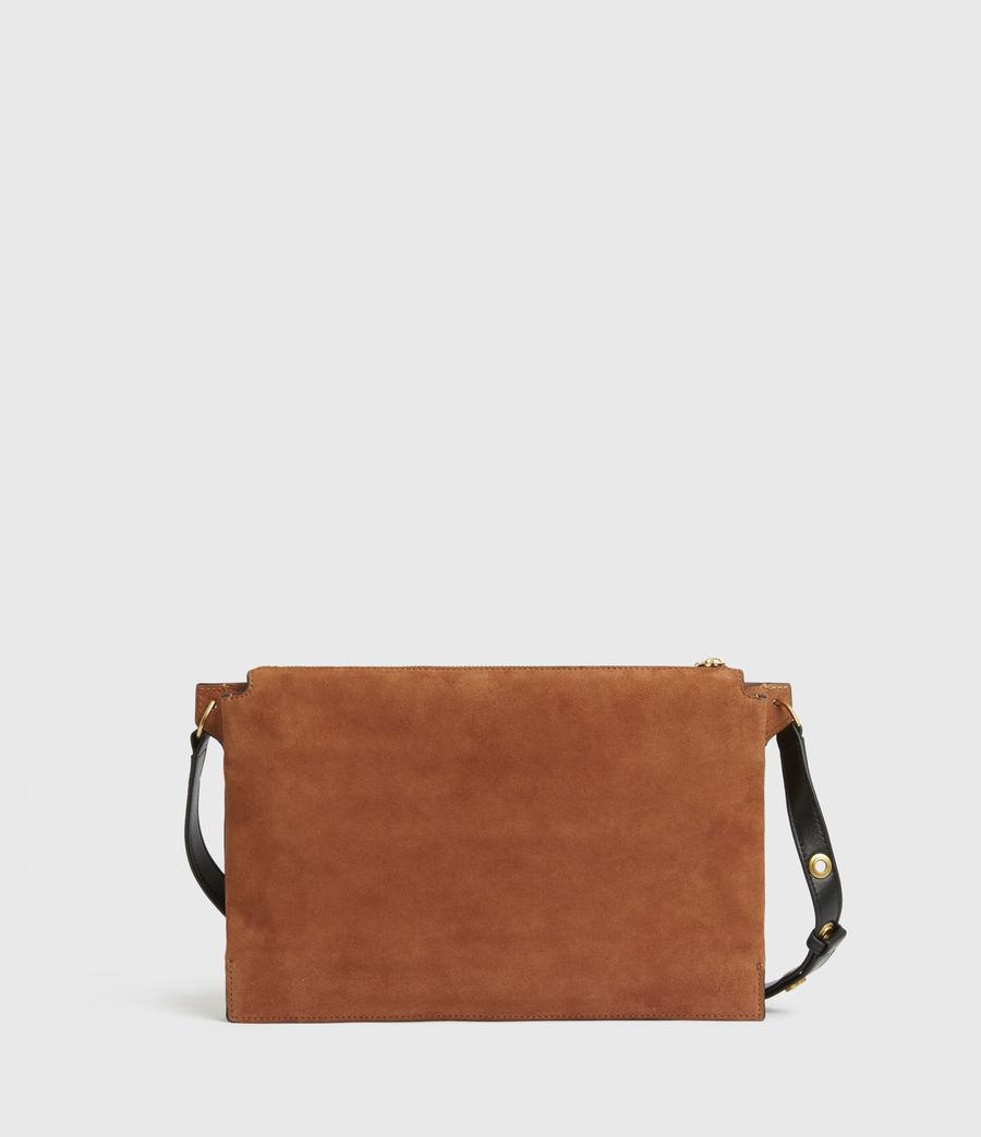 Women's Sheringham Suede Shoulder Bag (desert) - Image 8