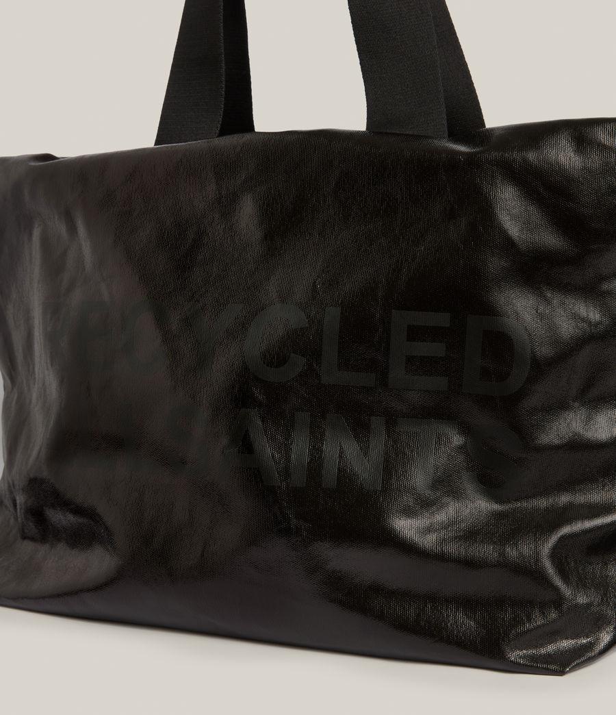 Femmes Acari Print Tote Bag (liquid_black) - Image 7