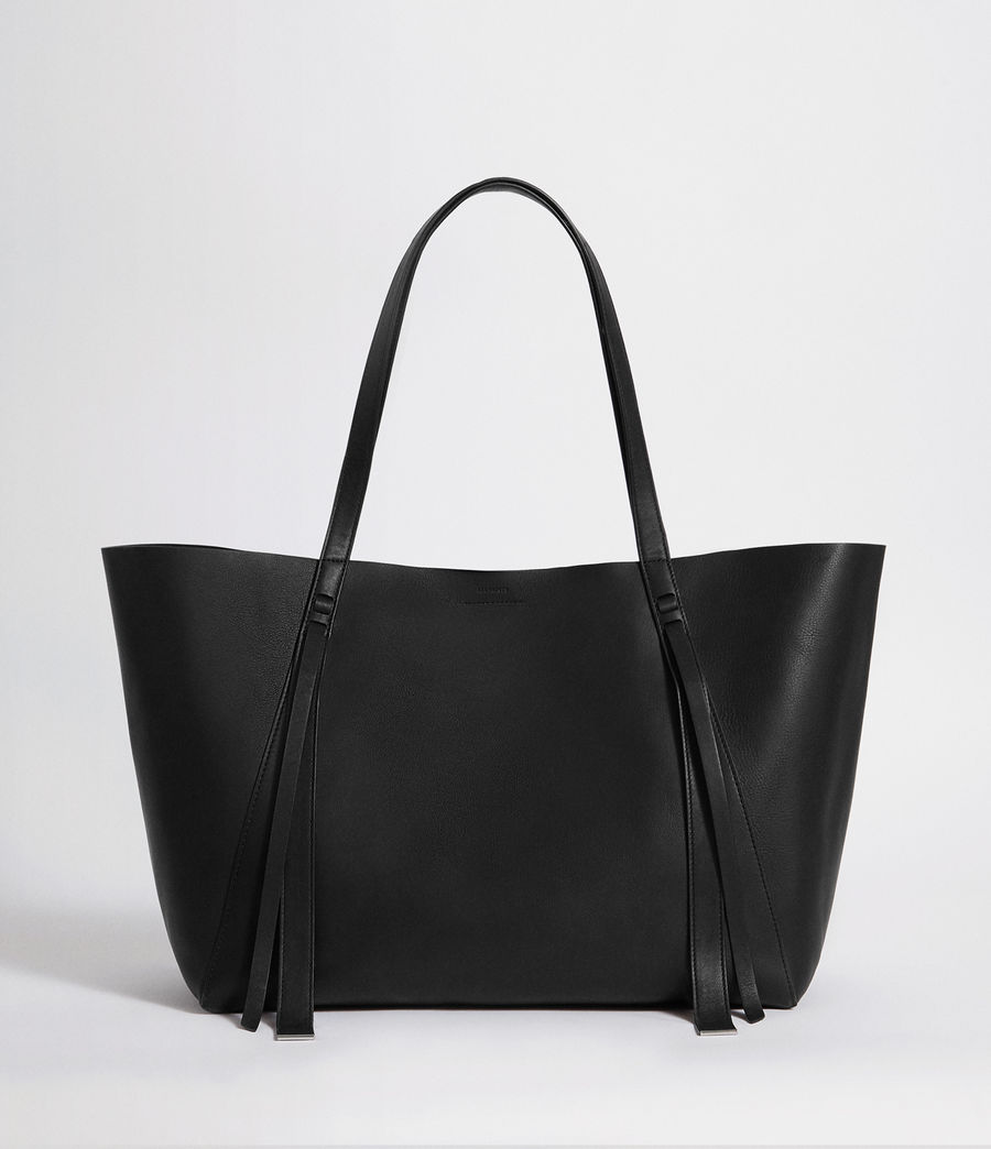Donne Tote Vincent (black) - Image 1