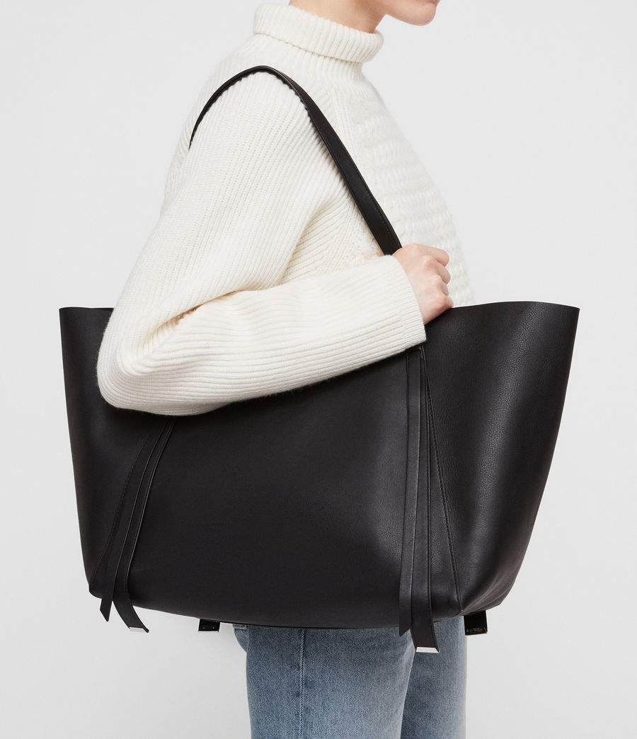 Donne Tote Vincent (black) - Image 2