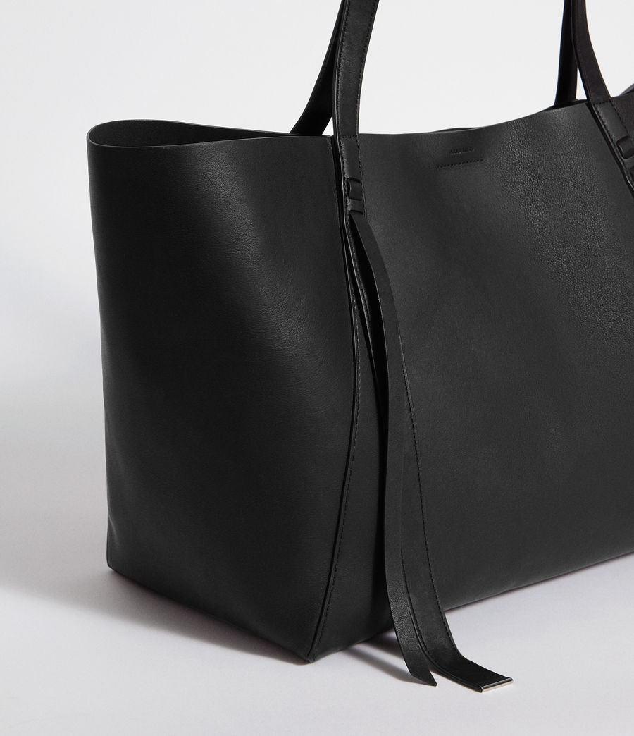 Donne Tote Vincent (black) - Image 3