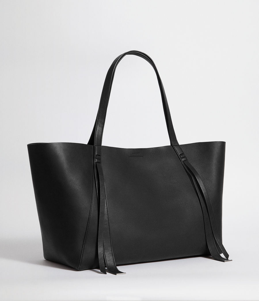 Donne Tote Vincent (black) - Image 4