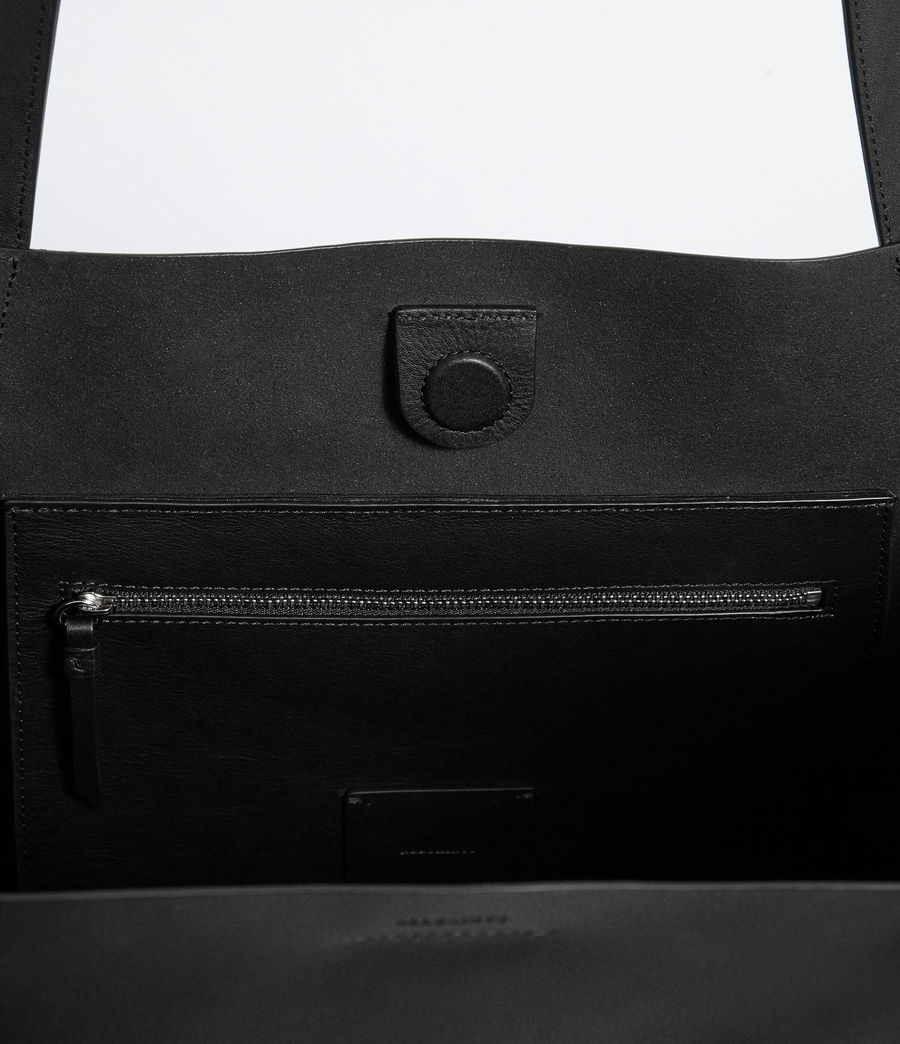 Donne Tote Vincent (black) - Image 5