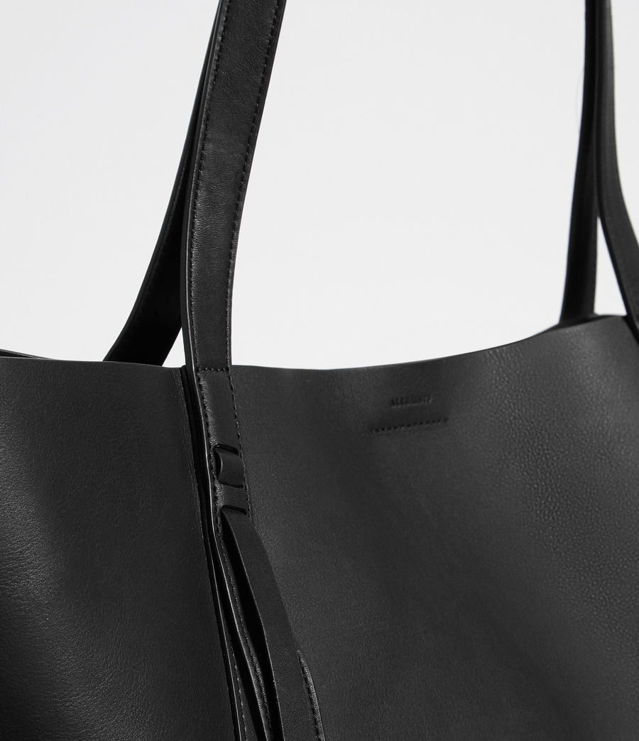Donne Tote Vincent (black) - Image 7