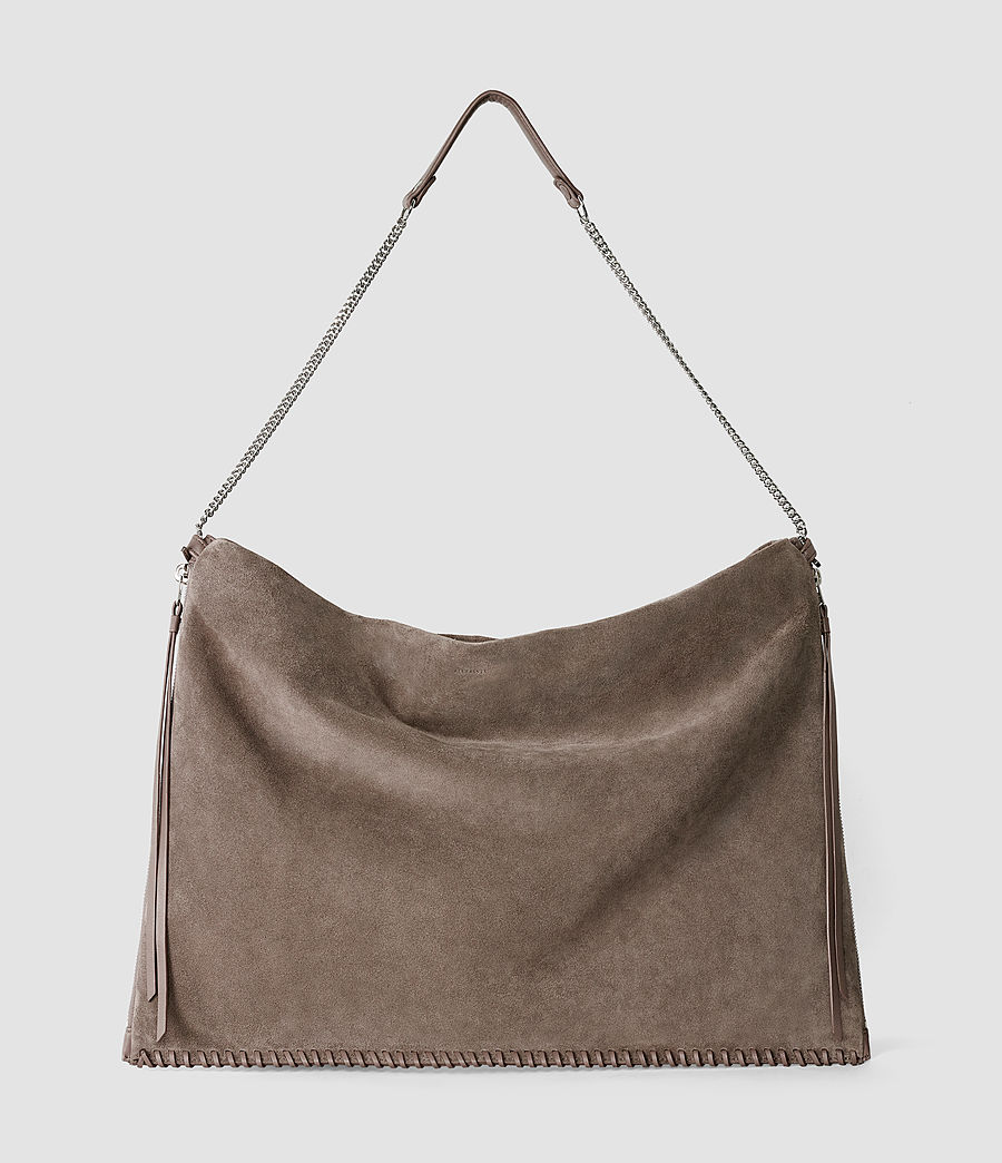 Donne Fleur De Lis Large Bag (almond_taupe) - Image 2