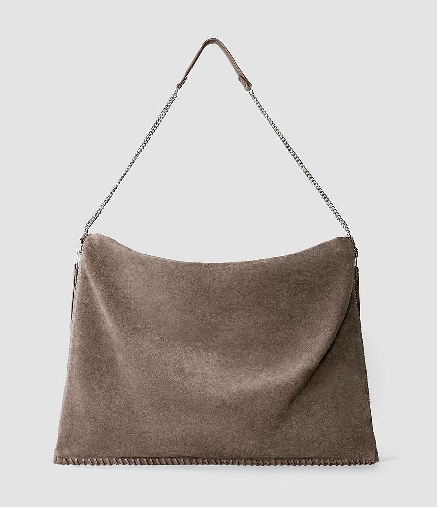 Donne Fleur De Lis Large Bag (almond_taupe) - Image 3