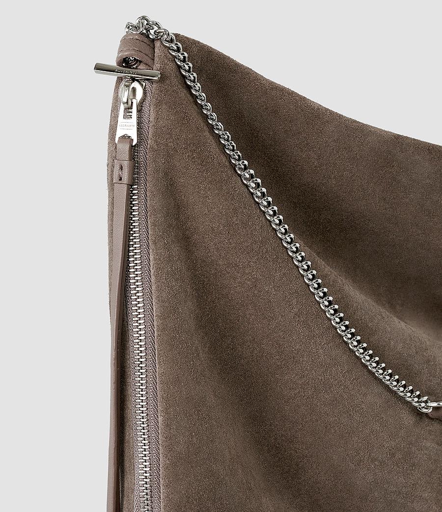 Donne Fleur De Lis Large Bag (almond_taupe) - Image 5