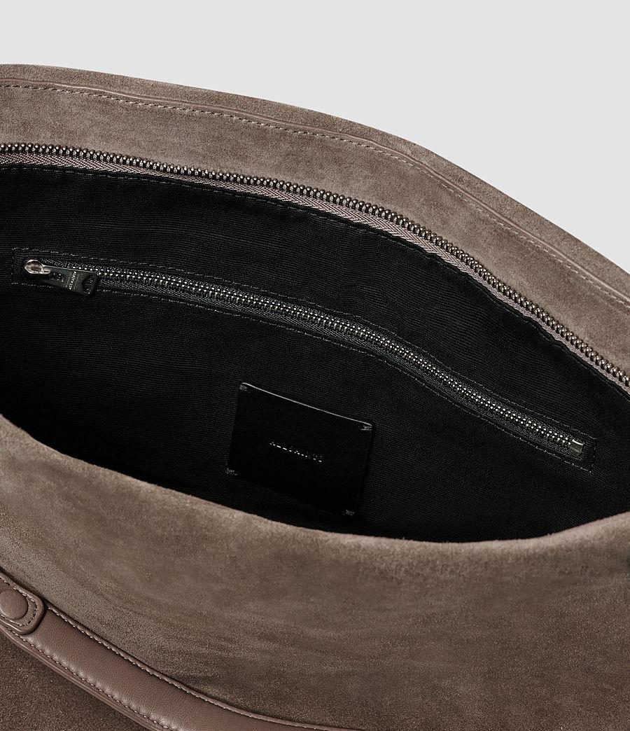 Donne Fleur De Lis Large Bag (almond_taupe) - Image 6