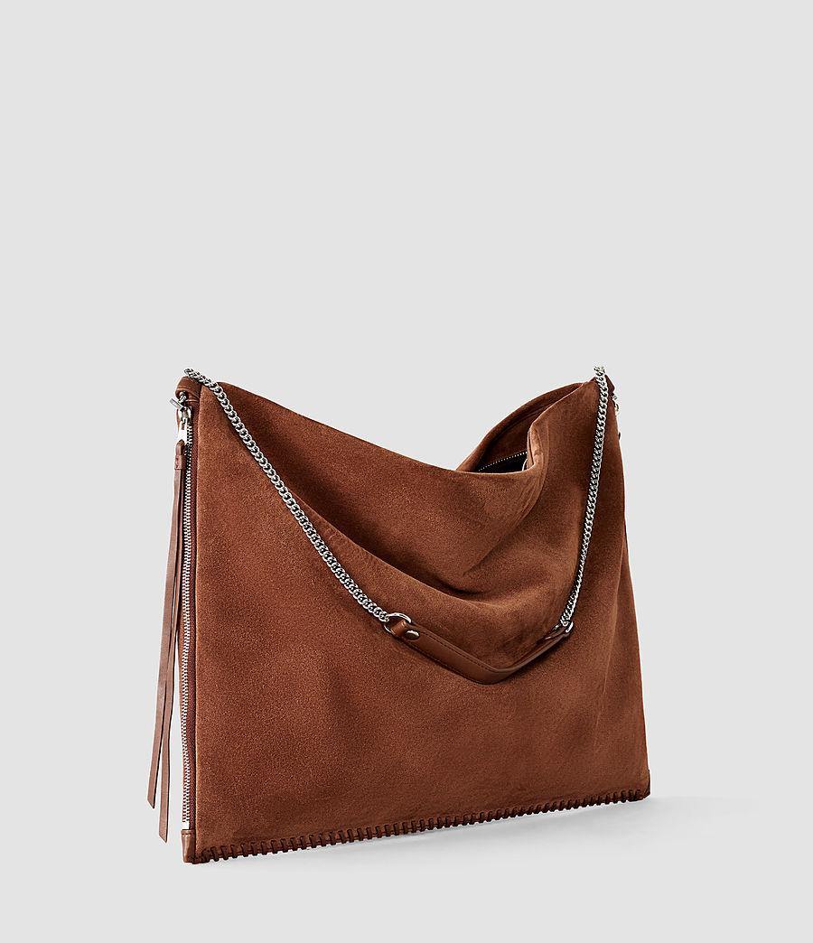 Donne Fleur De Lis Large Bag (woody_tan) - Image 3