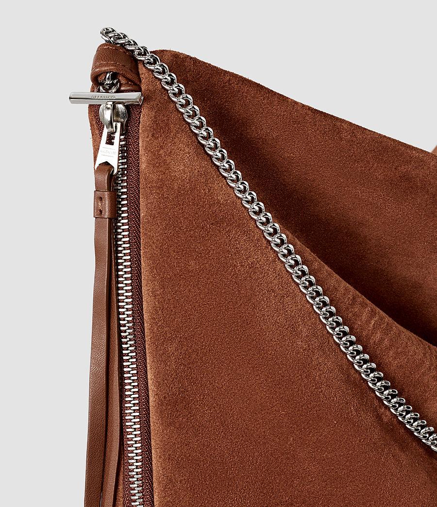 Donne Fleur De Lis Large Bag (woody_tan) - Image 5