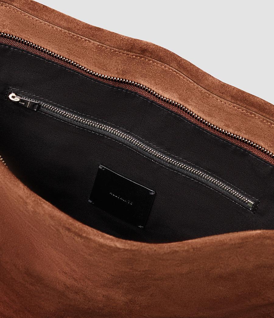 Damen Fleur De Lis Large Bag (woody_tan) - Image 6