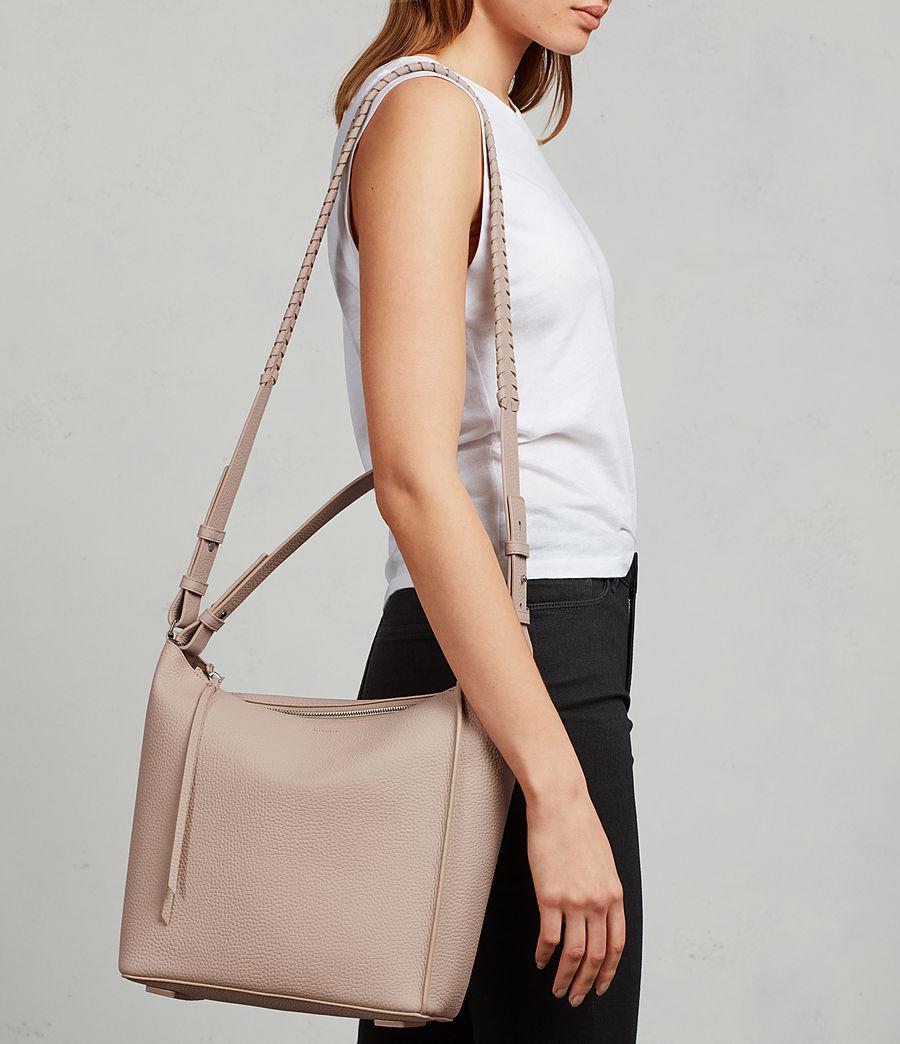 Womens Kita Crossbody Bag (natural) - Image 2