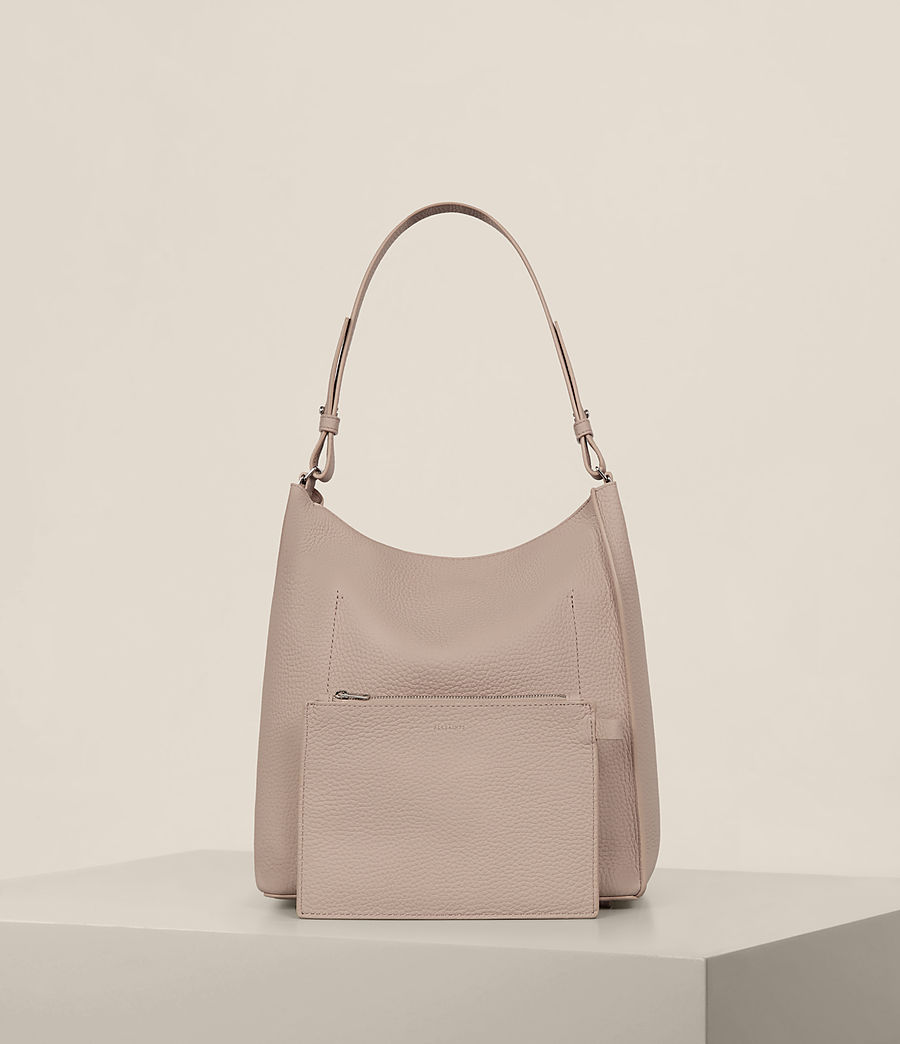 Womens Kita Crossbody Bag (natural) - Image 8