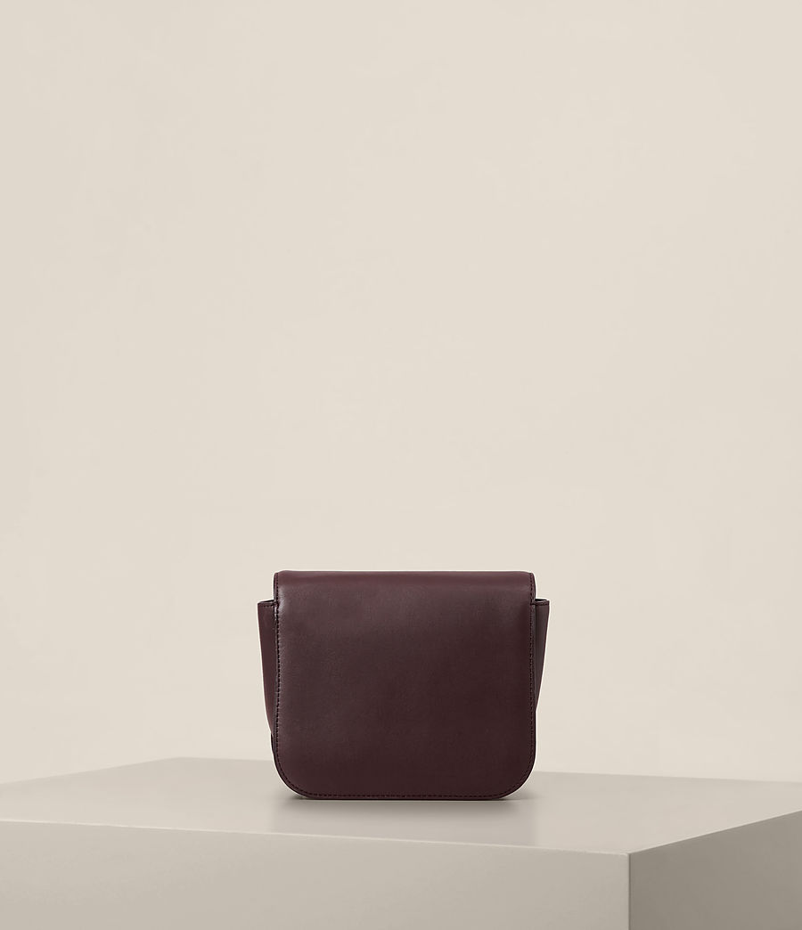 Women's Arc Crossbody (prune) - Image 4