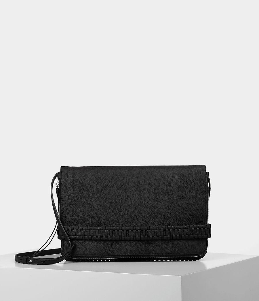 Femmes Club Large Clutch (black) - Image 1